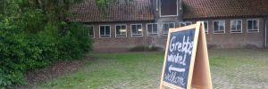 aankondiging Grebbewinkel en andere verkooppunten
