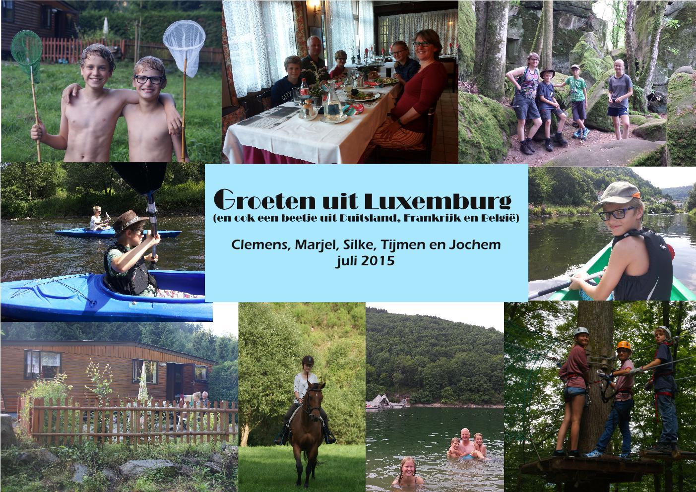 Luxemburg-vakantiekaart2015